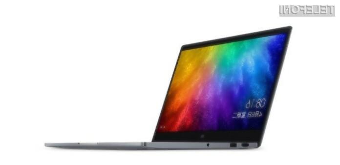 Xiaomi RedmiBook 14 naj bi za malo denarja ponujal veliko!