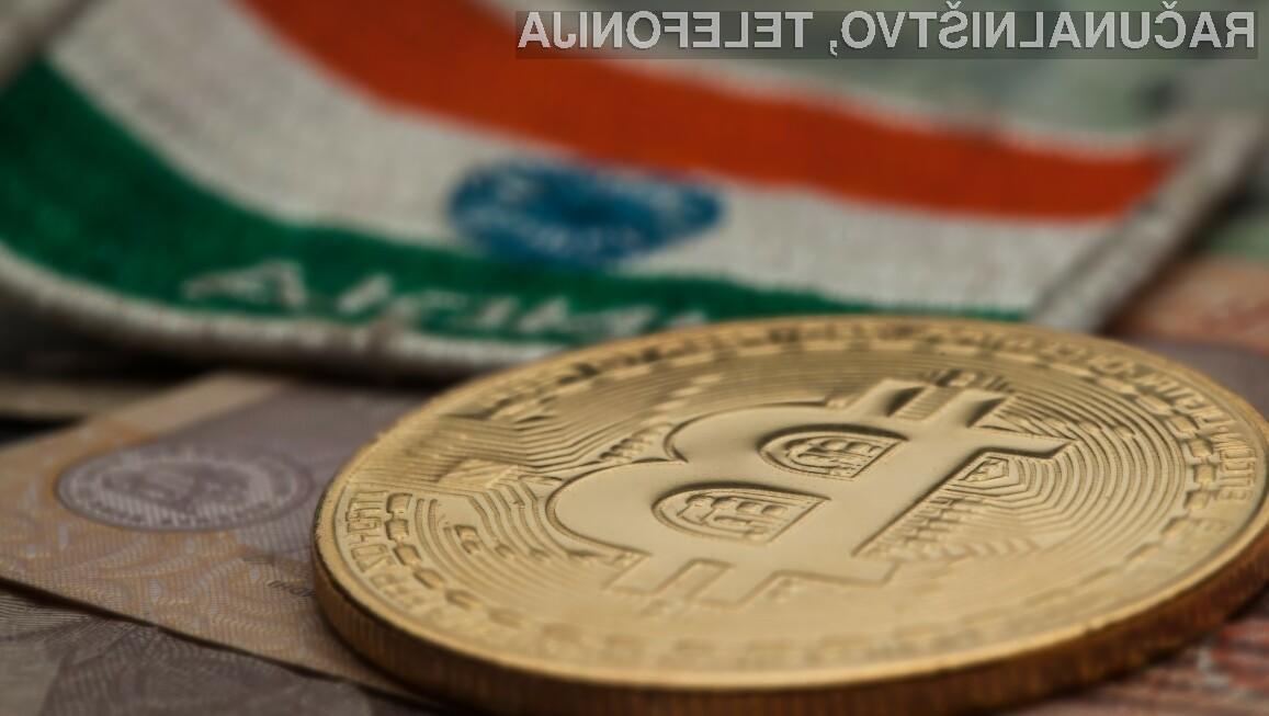 Kriptovalute bodo v Indiji po vsej verjetnosti zakonsko prepovedane.