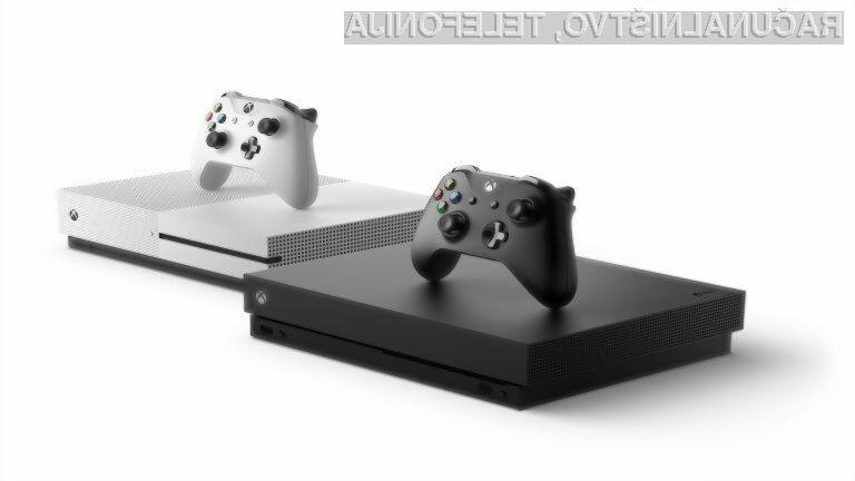 Nova igralna konzola Xbox naj bi bila naprodaj proti koncu naslednjega leta.