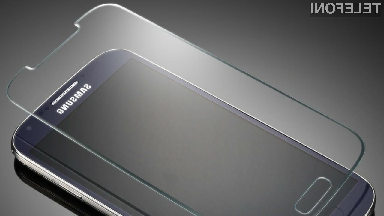 Nov način zaščite stekla pametnih telefonov