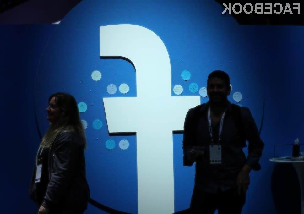 Podjetje Facebook si je rekordno visoko kazen zaslužil na račun afere