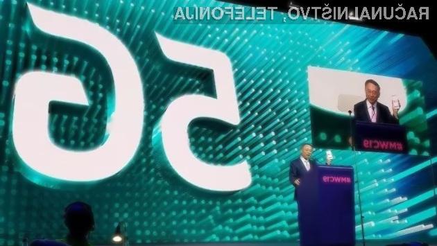 Milijon naročnikov na 5G v zgolj 69 dneh!