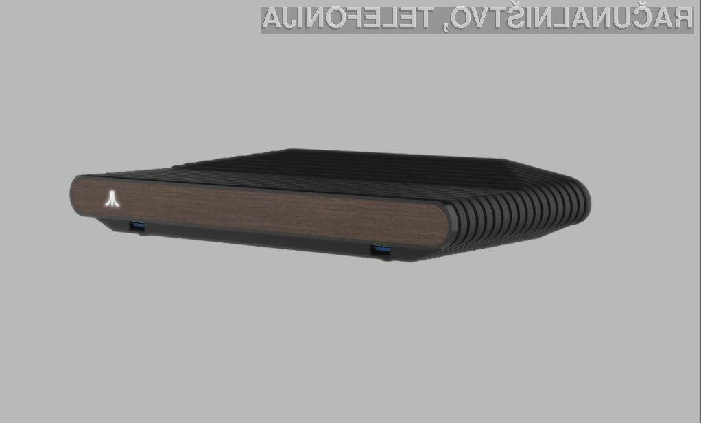 Retro igralna konzola Atari VCS je vse prej kot poceni.