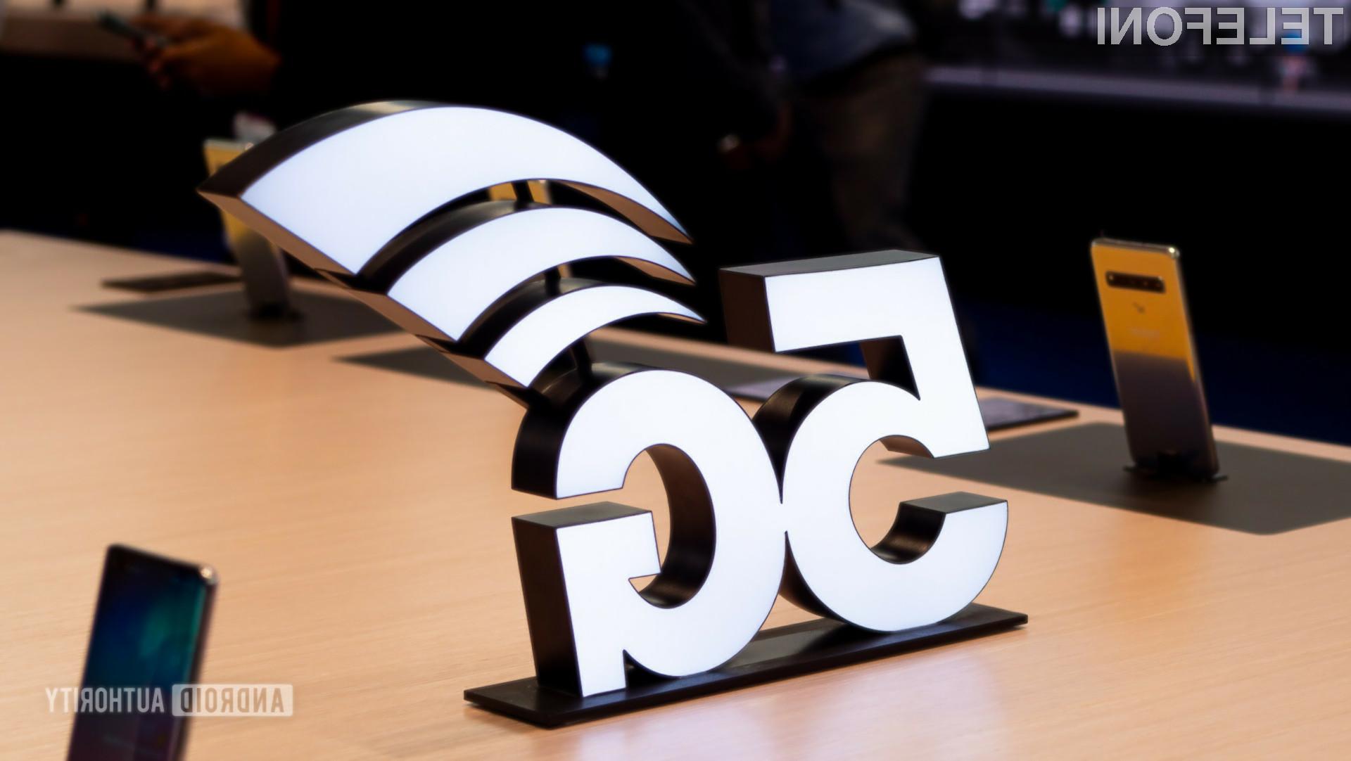 V Italiji je omrežje 5G že na voljo