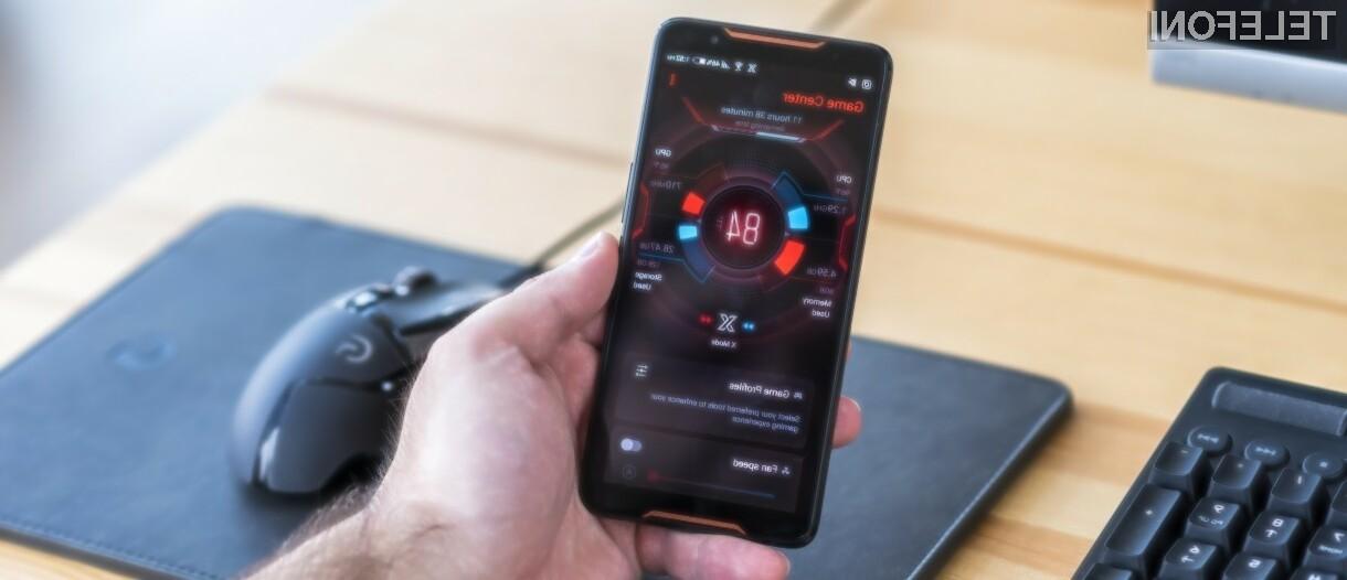 Novi Asus ROG Phone 2 naj bi bil resnično nekaj posebnega!