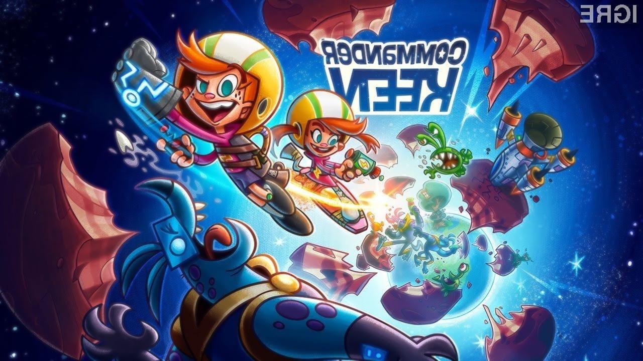 Vrača se Commander Keen