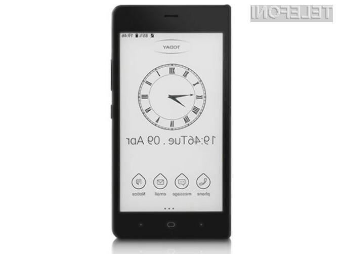 Pametni mobilni telefon Kingrow K1 je resnično nekaj posebnega!