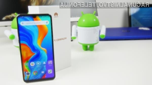 Lasten operacijski sistem podjetja Huawei bi lahko zaživel že konec avgusta.