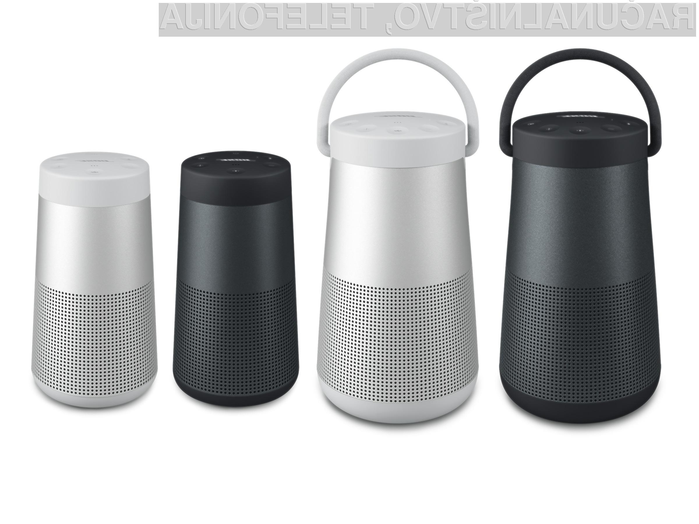 Bose SoundLink Revolve in Bose SoundLink Revolve Plus