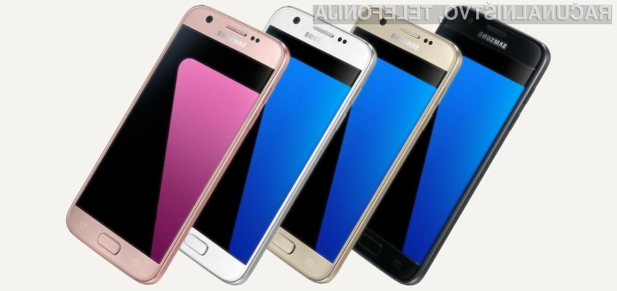 Samsung je telefonoma Galaxy S7 in Galaxy S7 Edge zagotavljal redne posodobitve kar dolga tri leta.