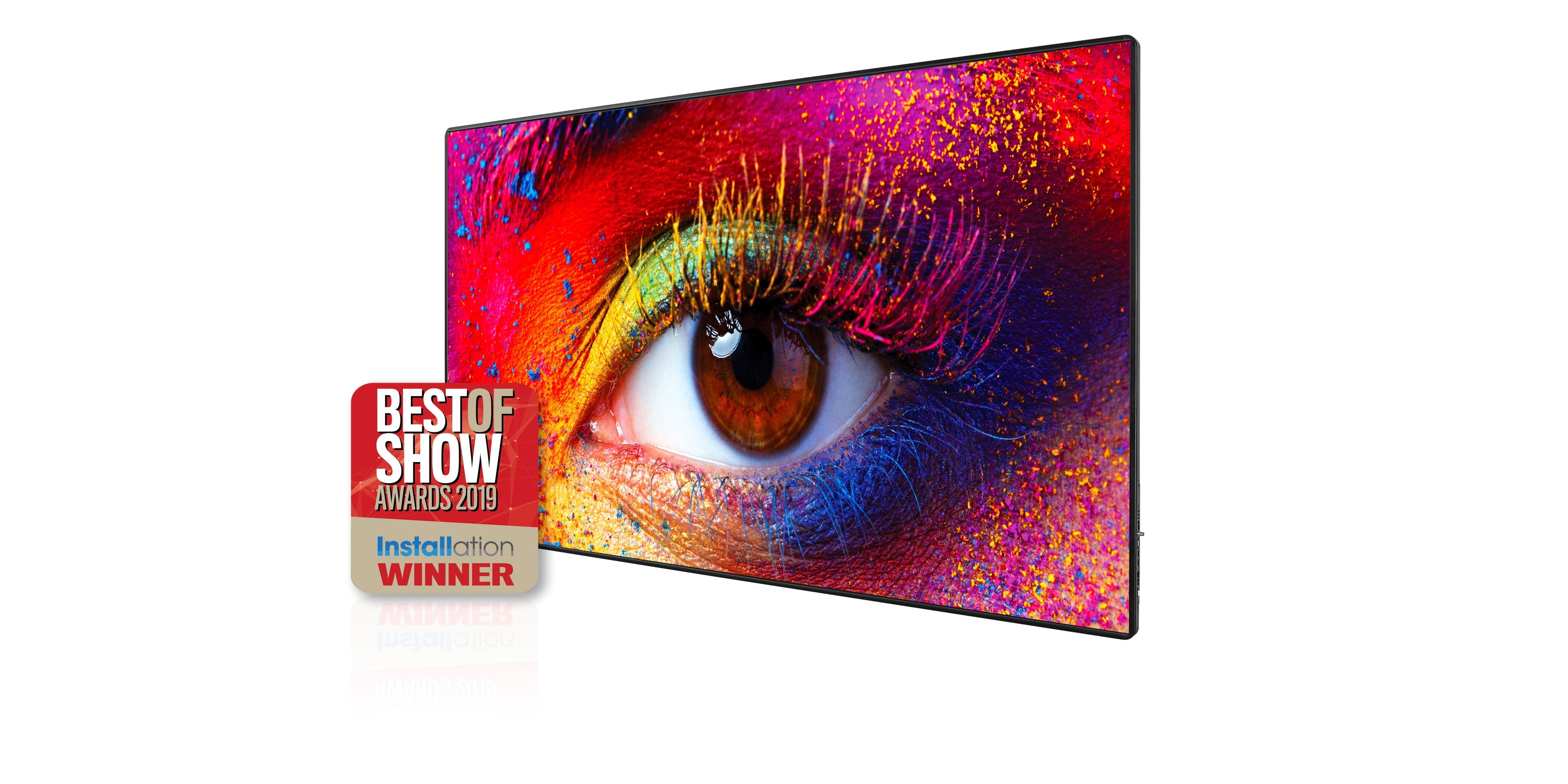 Nagrada za Best of show na ISE 2019