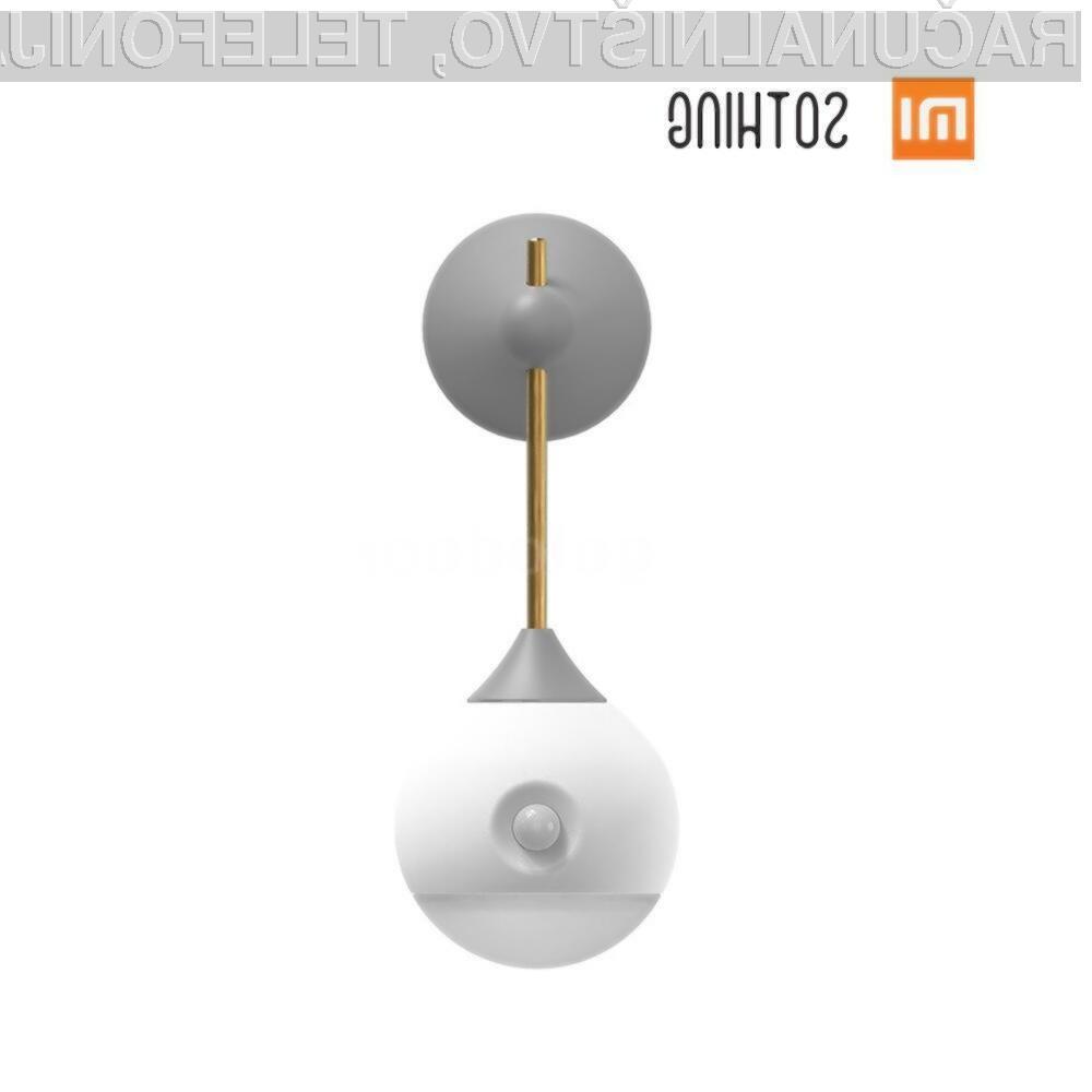 Pametna svetilka Xiaomi Mijia Sothing vas bo zagotovo navdušila.
