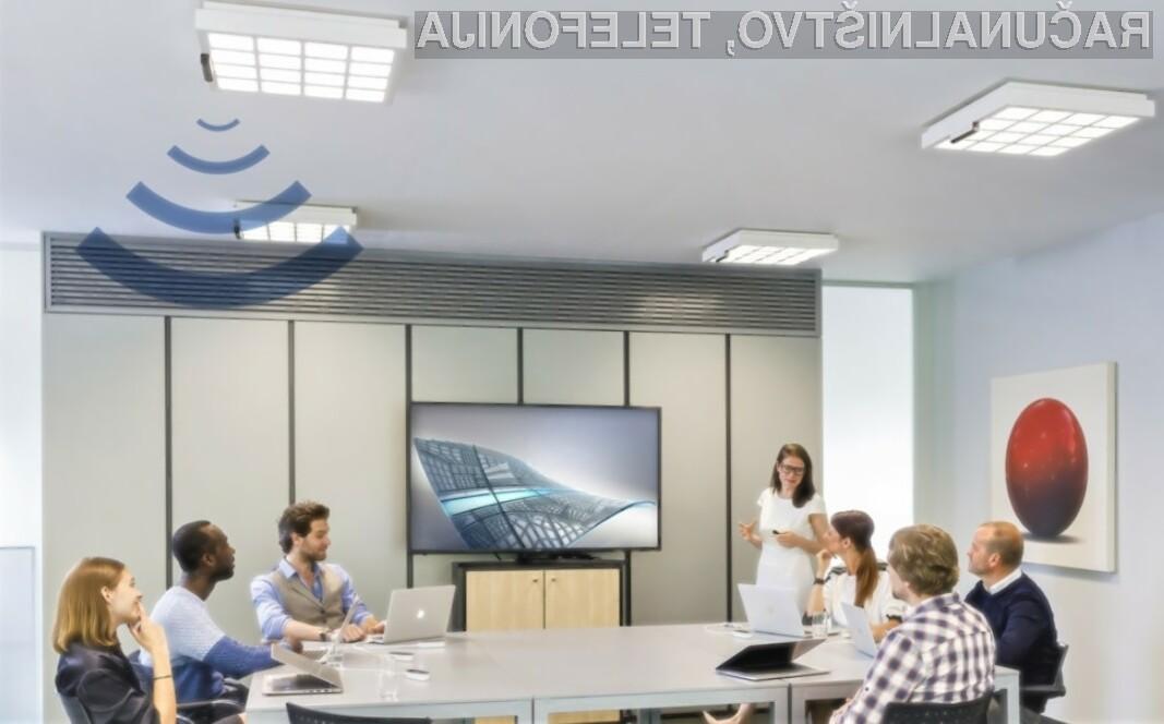 Brezžična tehnologija Wi-Fi bi lahko kaj kmalu postala del preteklosti.