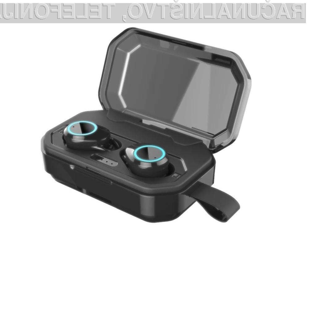 Kompaktna slušalka TWS X6 nam bo zagotovo dobro služila.