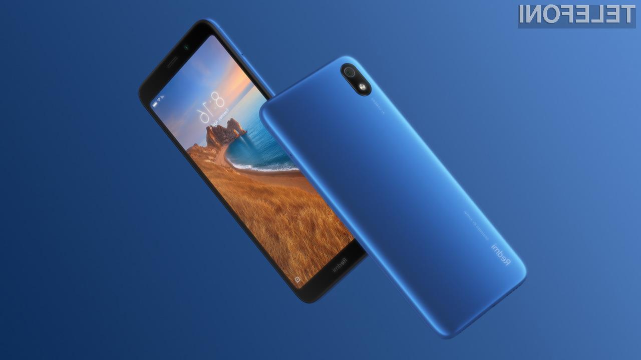 Vsestransko uporabni Xiaomi Redmi 7A je lahko naš že za 120 evrov!