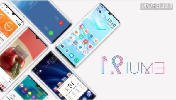 Novejši mobilni telefoni Huawei bi lahko posodobitev na novi Android Q prejeli že septembra letos.