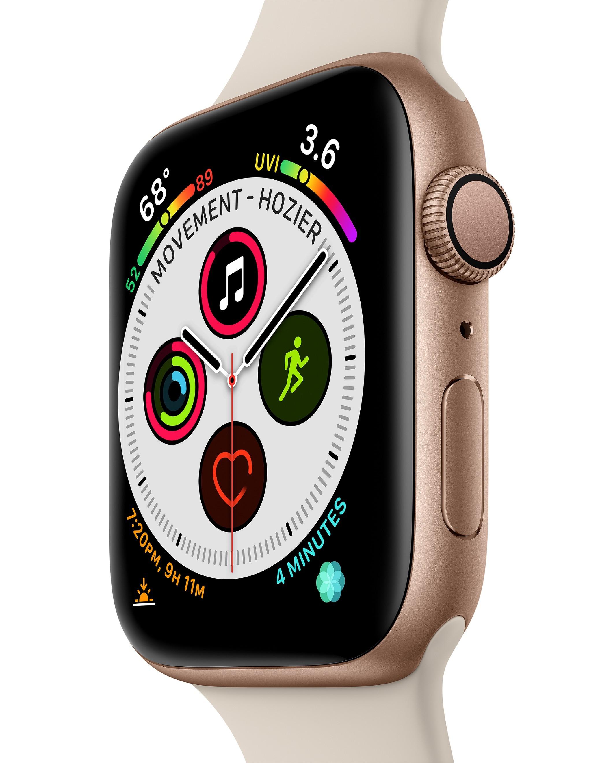 Najcenejša pametna ročna ura Apple Watch je pri nas uradno naprodaj za 439 evrov.