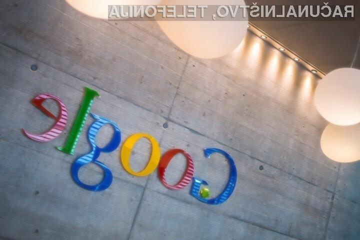 Google povsem opustil zamisel o posebnem spletnem iskalniku za Kitajsko!