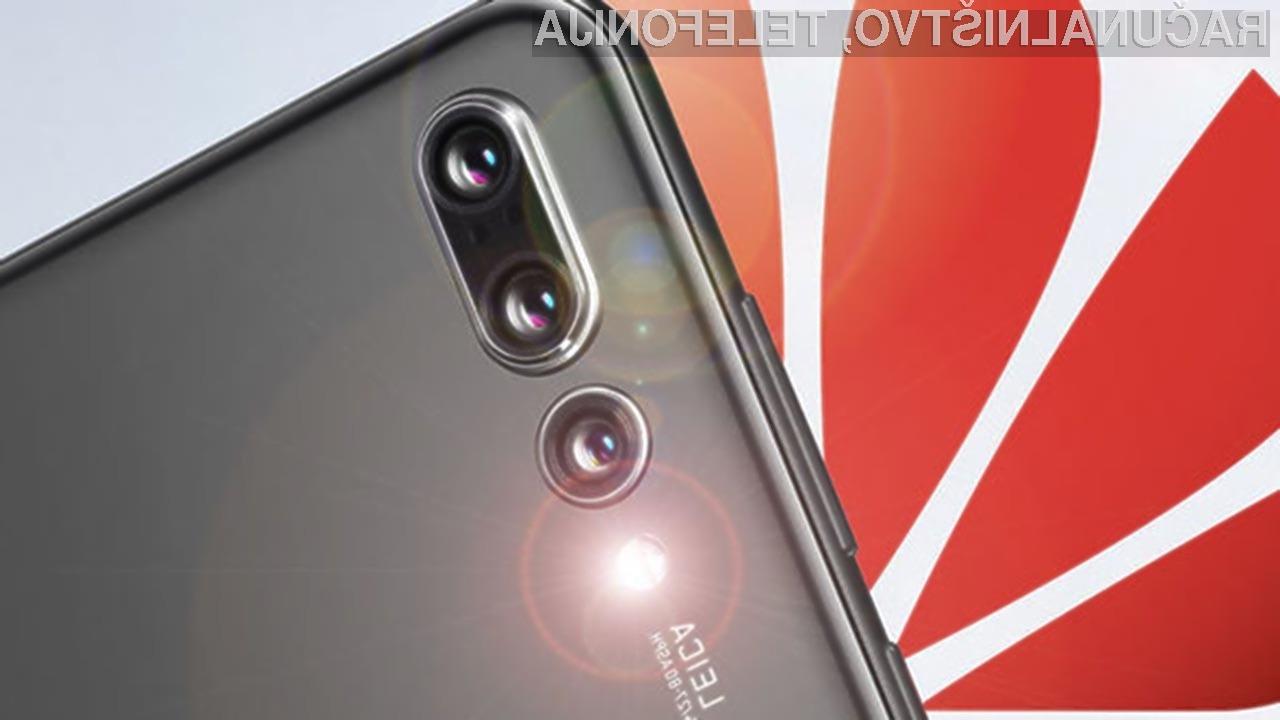 Operacijskega sistema HongMeng OS podjetje Huawei ne bo nameščalo na pametne mobilne telefone.