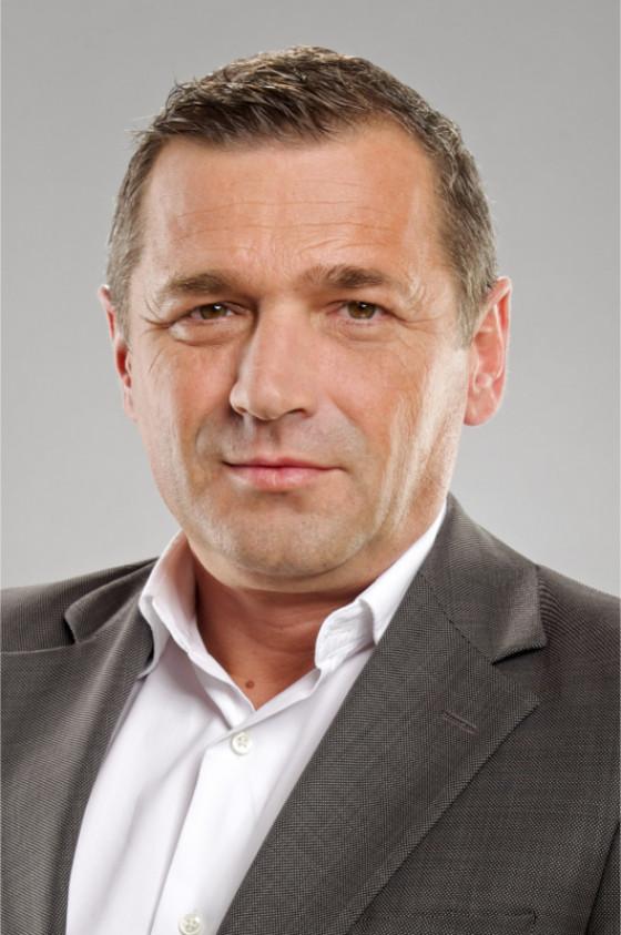 Janko Novak, direktor slovenskega Tech Data.