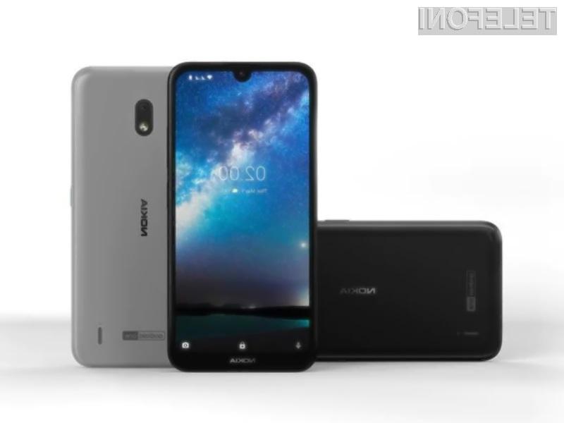 Nokia 2.2 za malo denarja ponuja veliko!
