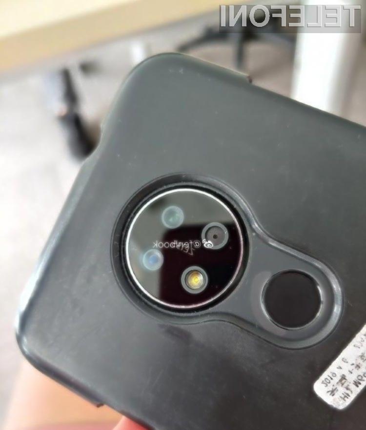 Novi telefon Nokia bo resnično nekaj posebnega!