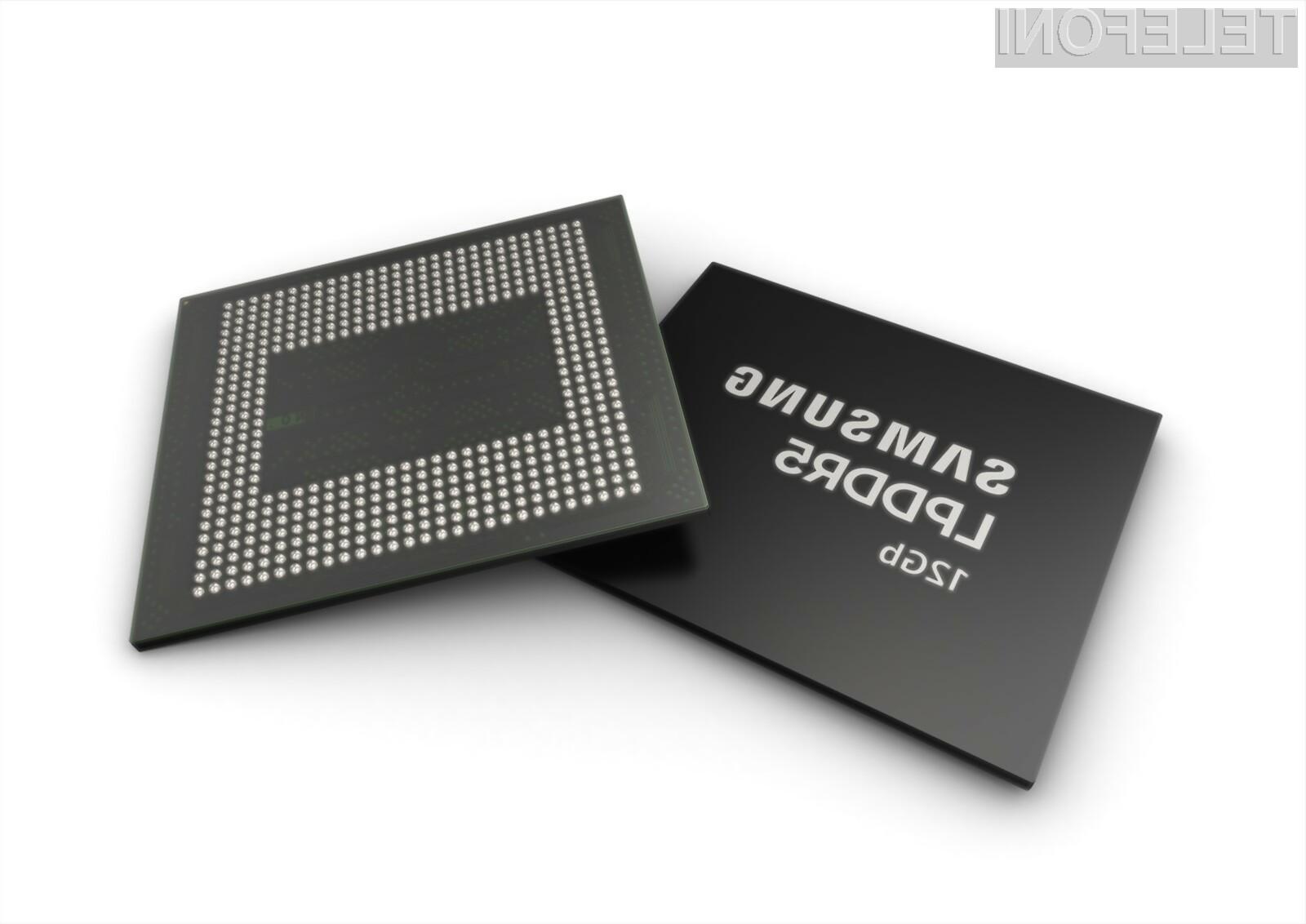 Samsung bo z novimi pomnilniki nedvomno revolucioniral področje mobilne telefonije!