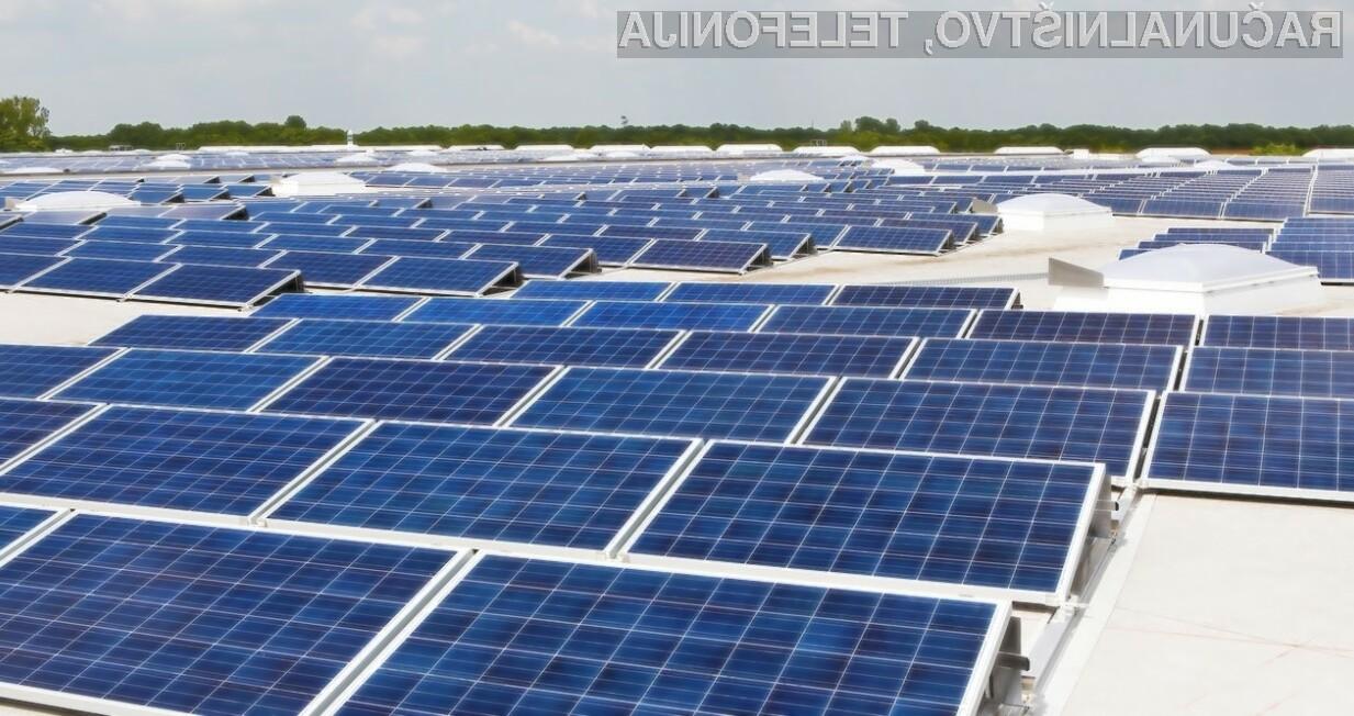 Prototip novodobnih sončnih celic lahko proizvede do 1,64 litrov vode na kvadratni meter sončnih celic na uro.