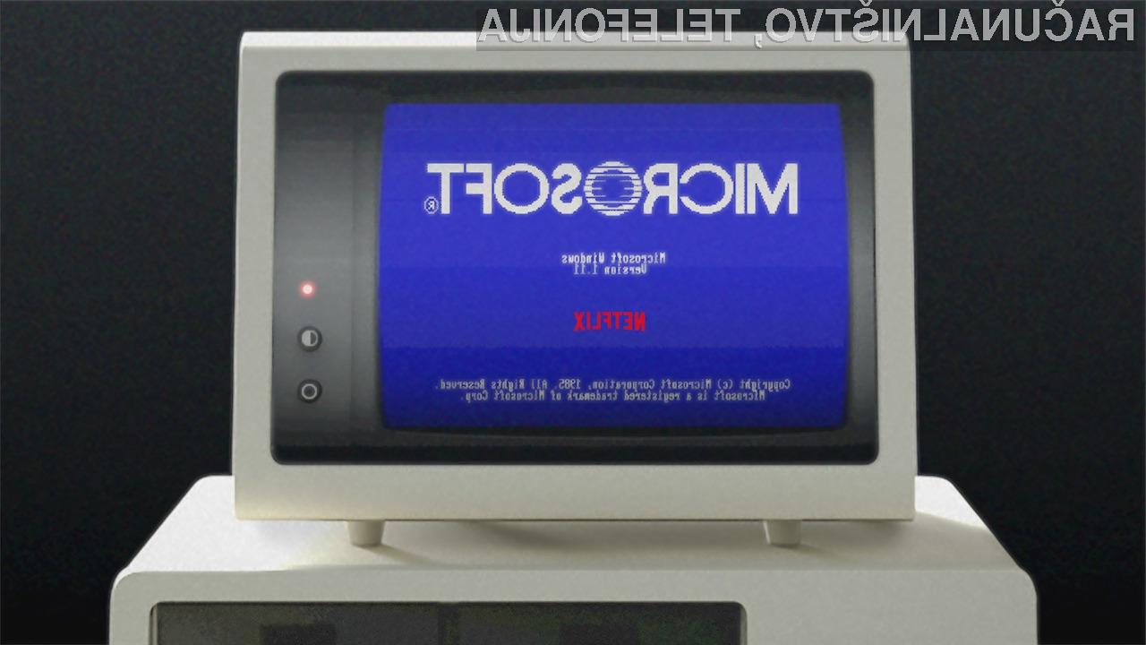 Windows 1.11 vas bo nedvomno takoj navdušil.