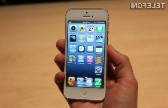 Uporabniki starejšim mobilnih naprav Apple imajo za namestitev novega mobilnega operacijskega sistema iOS čas le do 3. novembra.