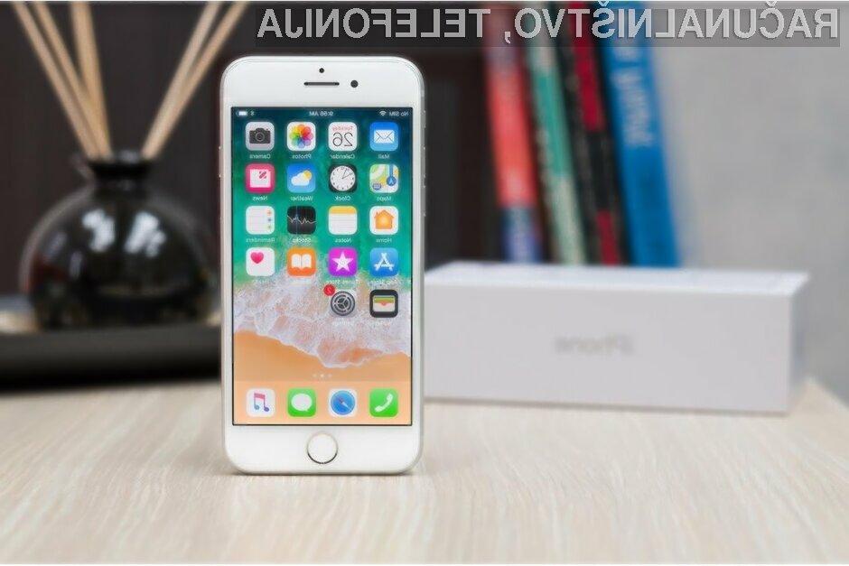 Apple iPhone SE 2 je vse bolj v središču pozornosti!