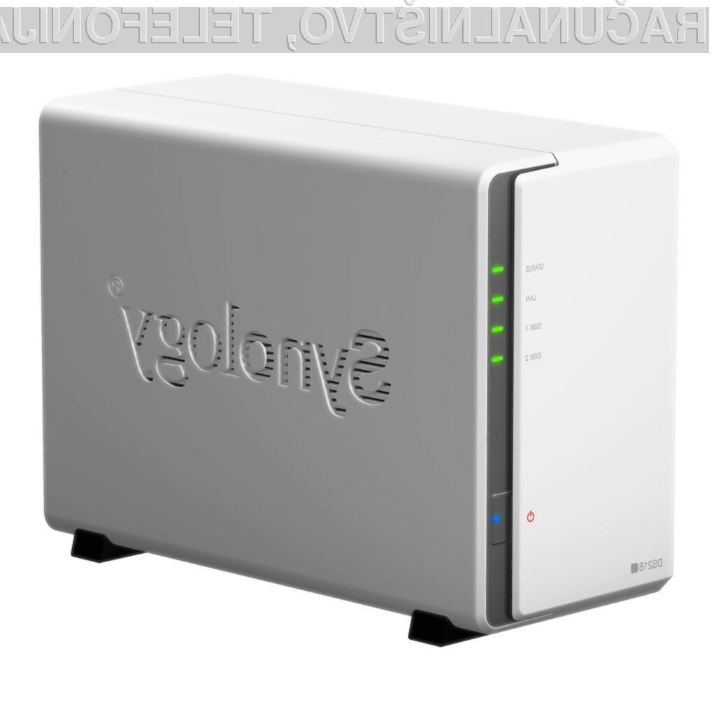 Synology strežnik NAS DS-218j – IZKLICNA CENA 1 €!