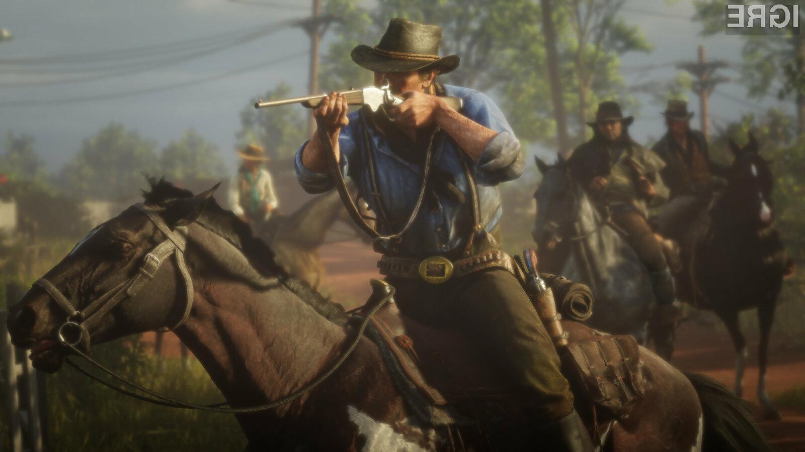 Podjetje je nazadnje izdalo kavbojščino Red Dead Redemption 2 za PC.