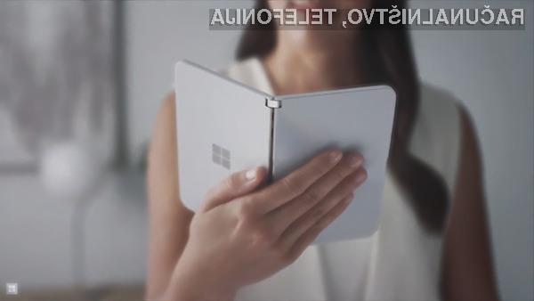 Pametni mobilni telefon Microsoft Surface Duo je presenetil praktično vse.