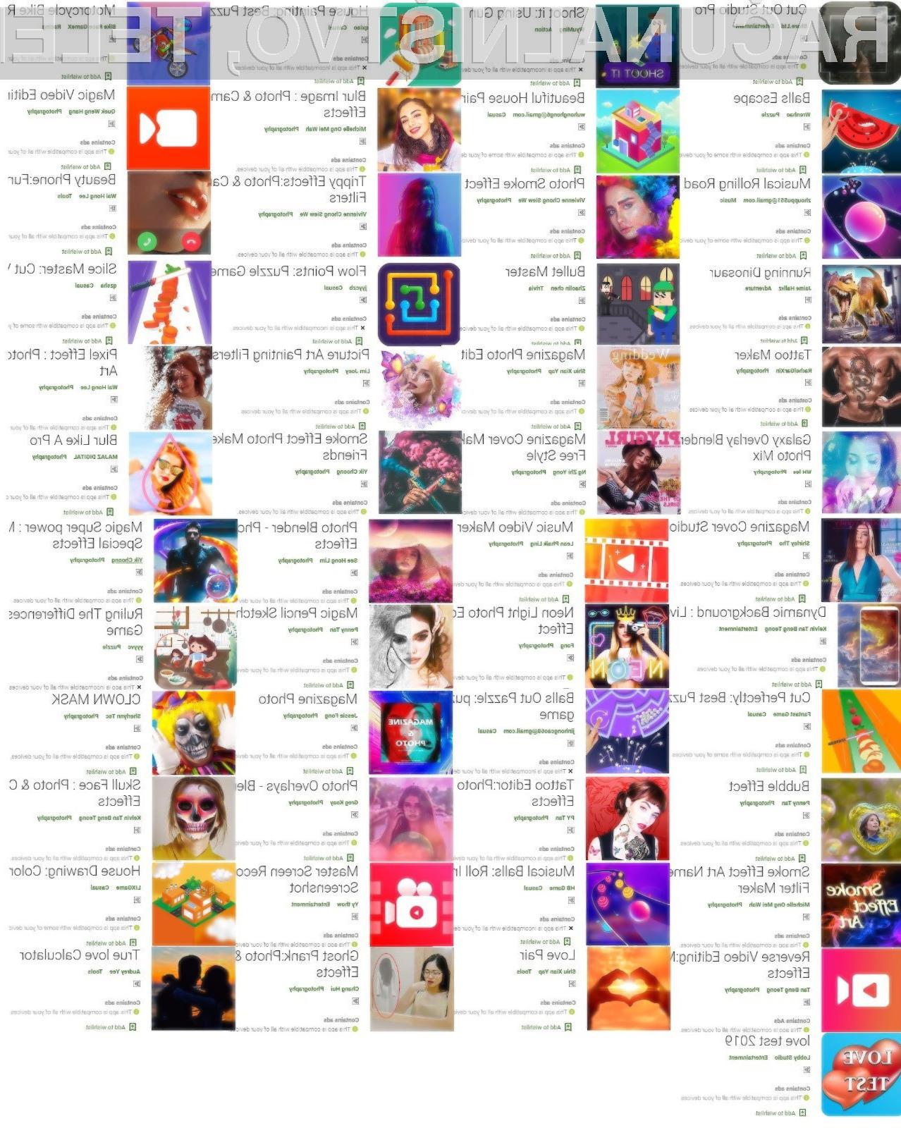 Varnostni strokovnjaki so na portalu Google Play odkrili kar 49 novih zlonamernih aplikacij.