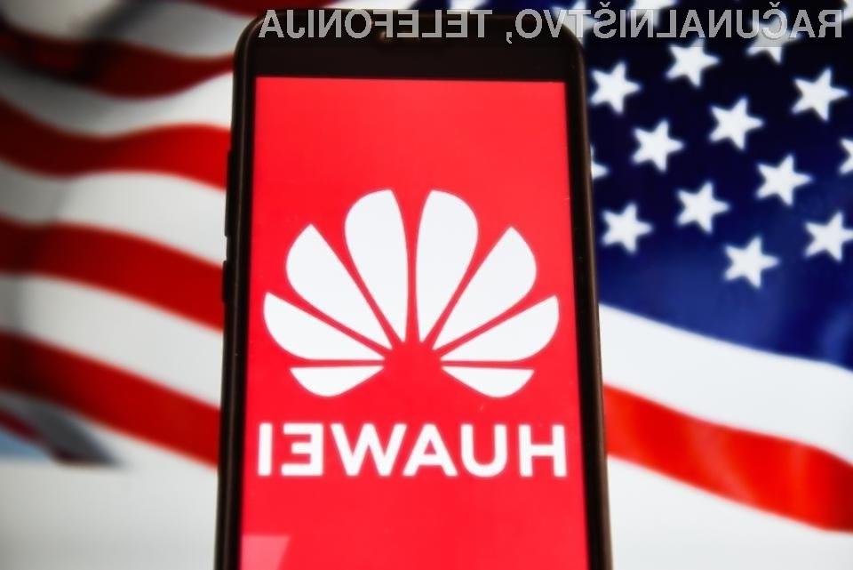 Huawei ima pred ameriško vlado »mir« za nadaljnjih 90 dni.