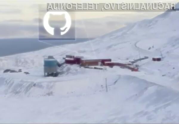 Trajna hramba odprte kode v arktičnem sefu!