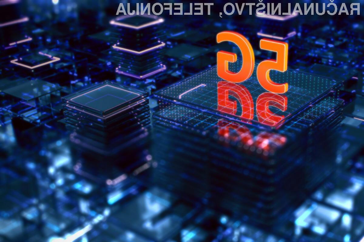Mobilno omrežje 5G naj bi sevalo celo manj od že uveljavljenega omrežja 4G.