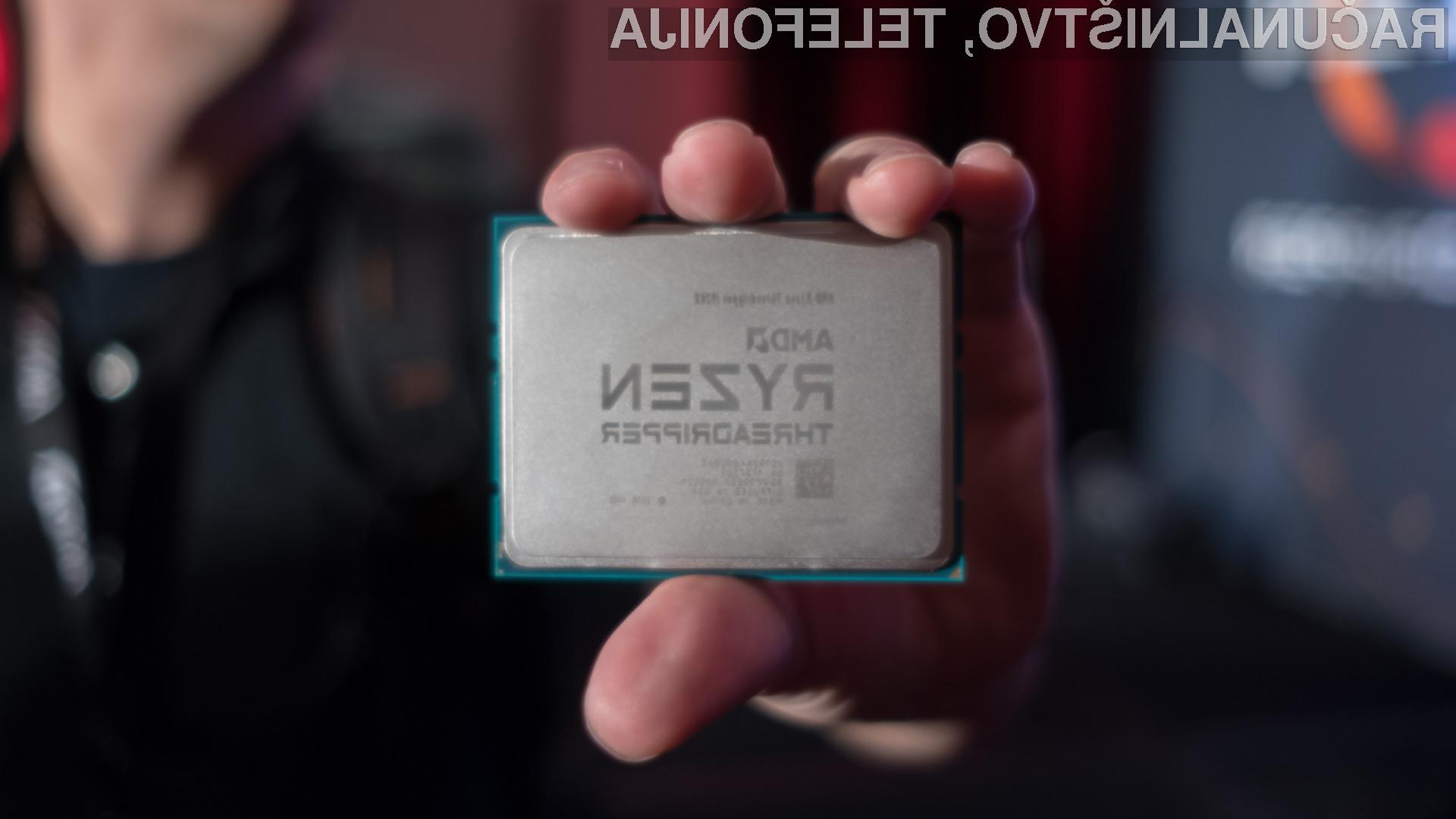 Nova procesorja podjetja AMD bosta kos tudi najzahtevnejšim nalogam.