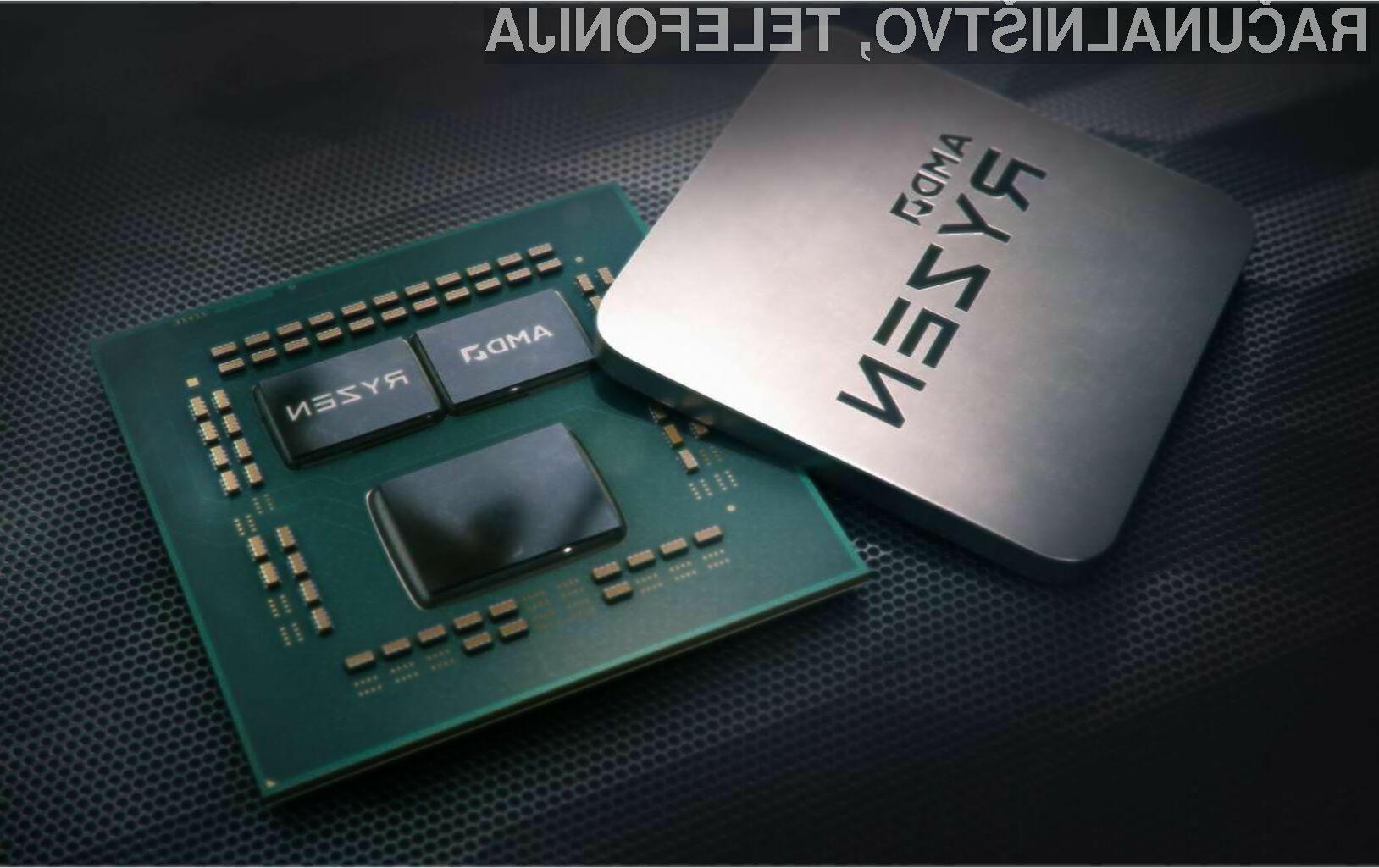 Procesorji AMD družine Ryzen 3000 postajajo iz dneva v dan bolj priljubljeni.
