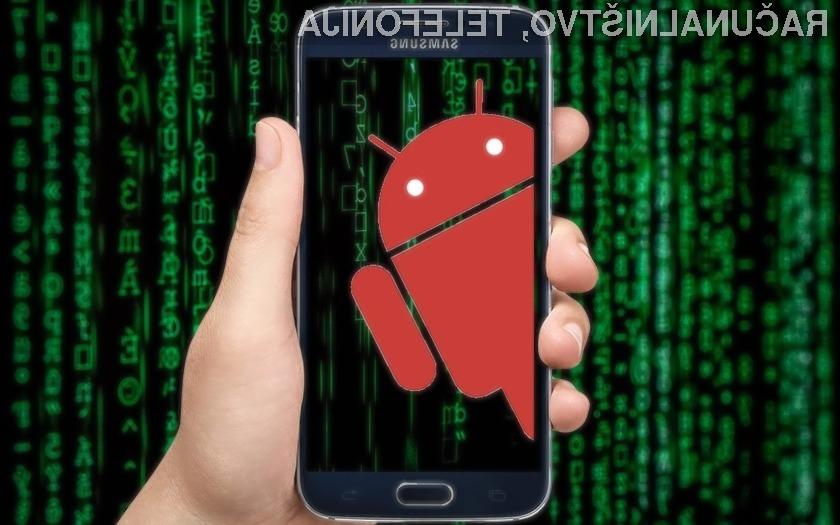 Na vašo mobilno napravo Android nameščajte zgolj aplikacije, ki jih resnično potrebujete!