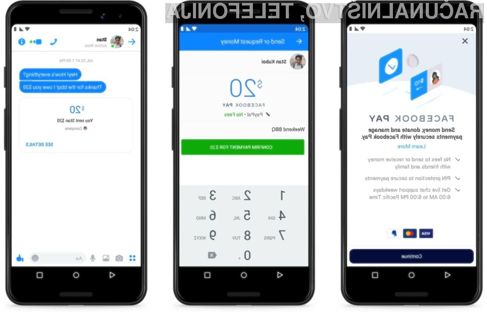 Plačilni sistem Facebook Pay so uporabniki pričakovano sprejeli z odprtimi rokami!