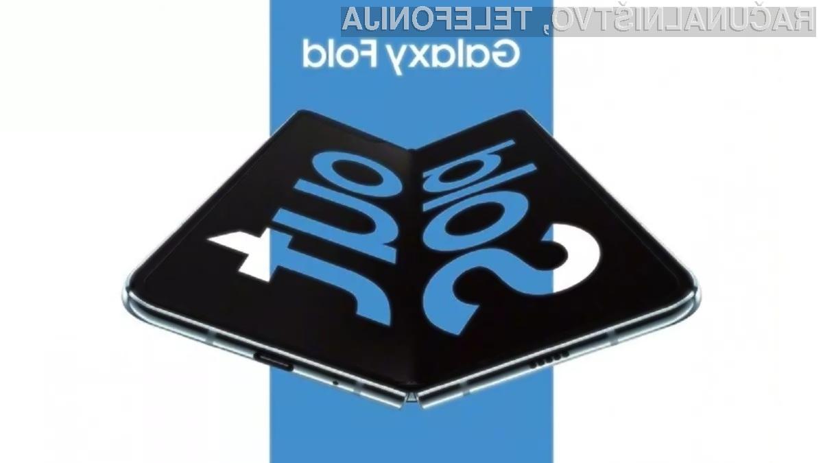Kitajci so vse zaloge pametnega mobilnega telefona Samsung Galaxy Fold razgrabili v pičlih 5 minutah!