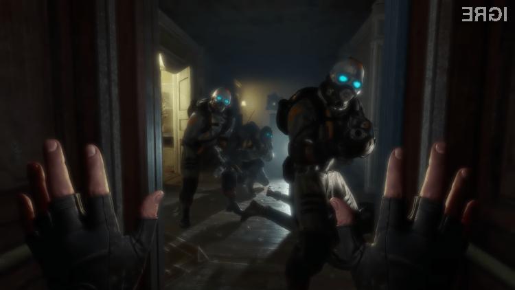 Valve prihod Half-Life: Alyx pozdravlja v velikem slogu.