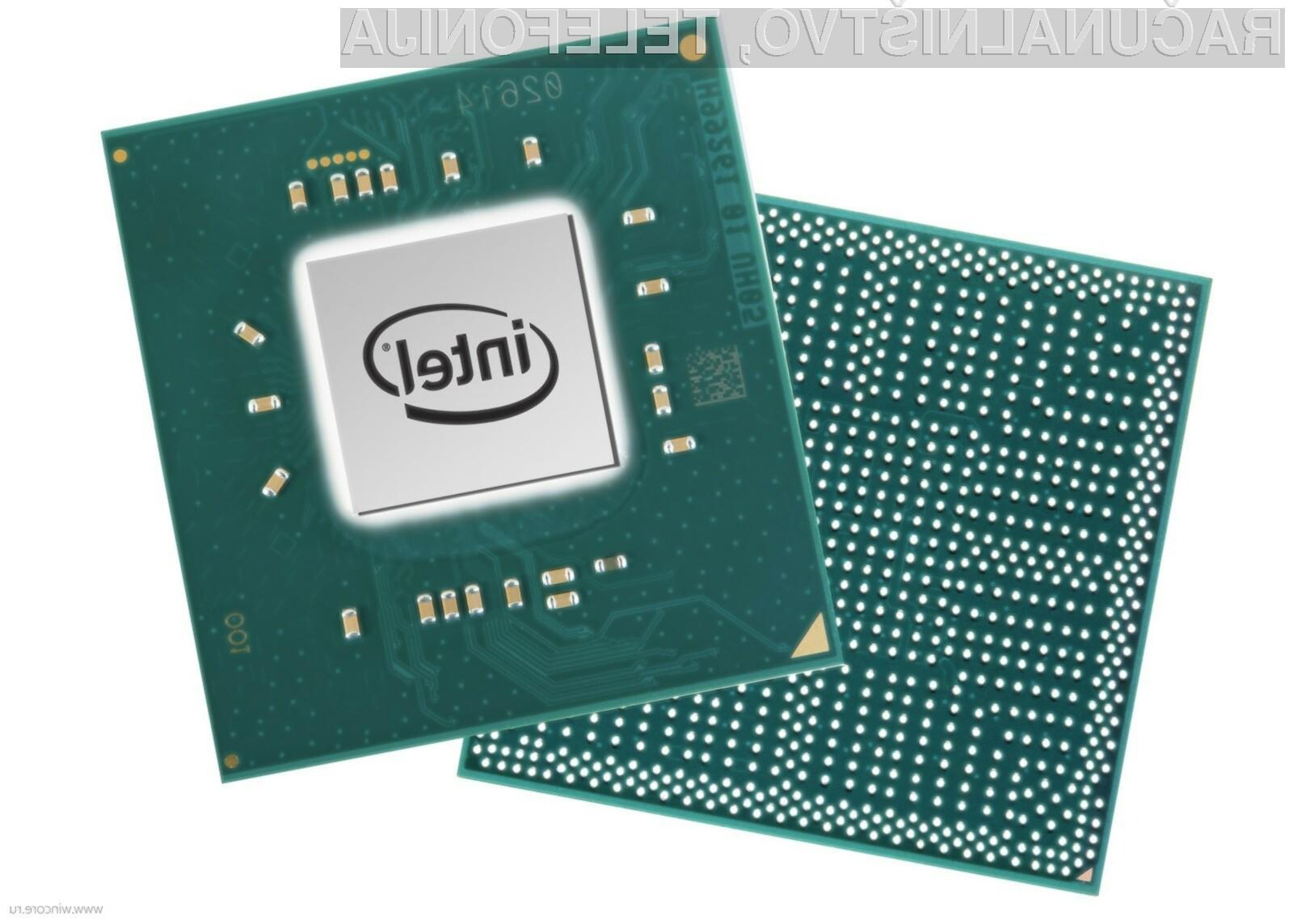Intel se na razkritje nove ranljivosti tokrat ni pravočasno odzval.