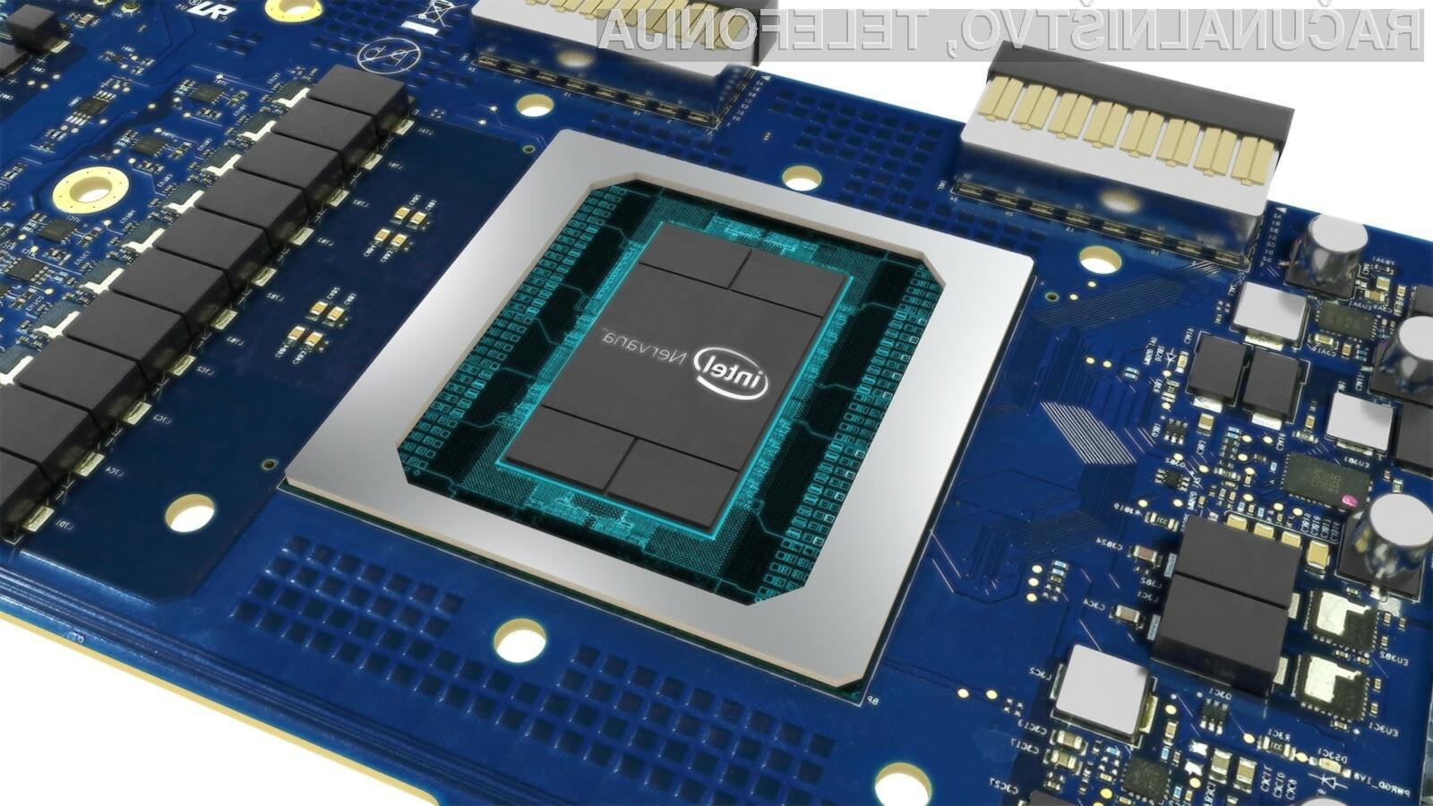 Podjetje Intel je pripravilo dva namenska procesorja, ki sta precej zmogljivejša od konkurenčnih rešitev.