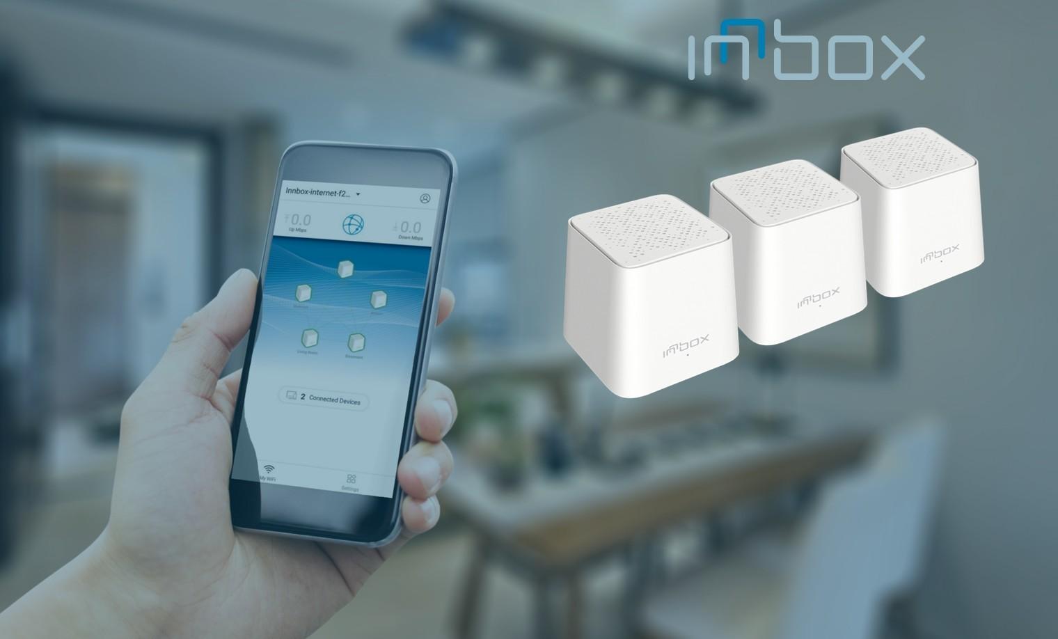 Končni uporabniki imajo dostop do mobilne aplikacije, preproste za uporabo, ki jim omogoča spremljanje učinkovitosti delovanja omrežja Wi-Fi.