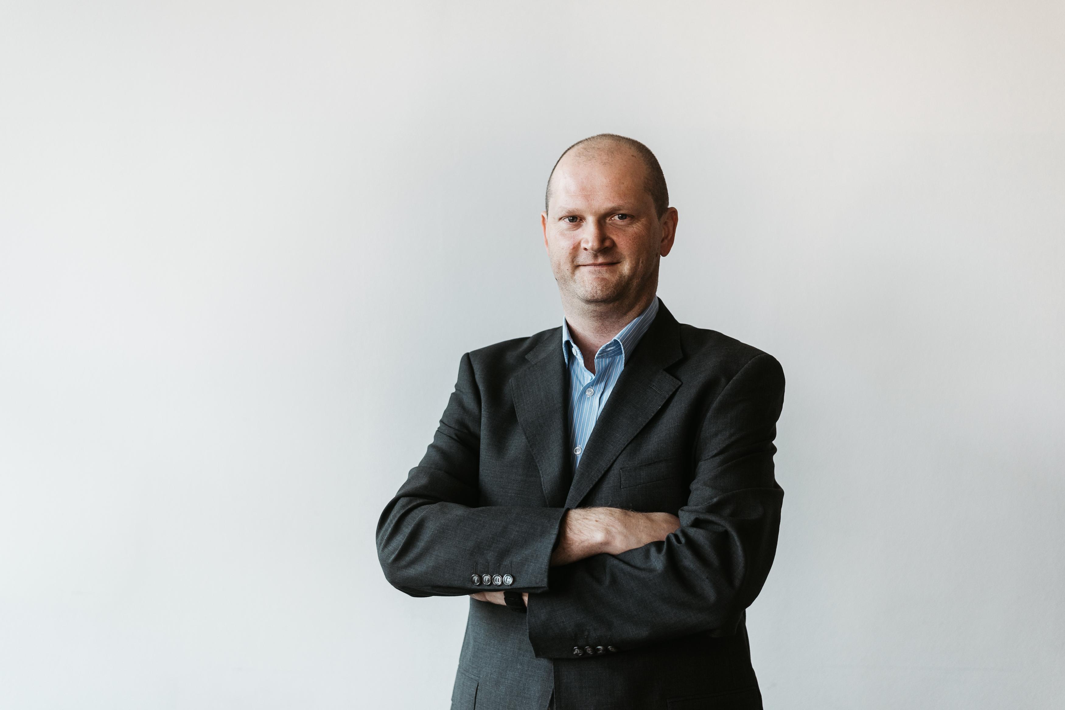 Žiga Špiček, strokovnjak za varnost IT in OT sistemov, Smart Com d. o. o.