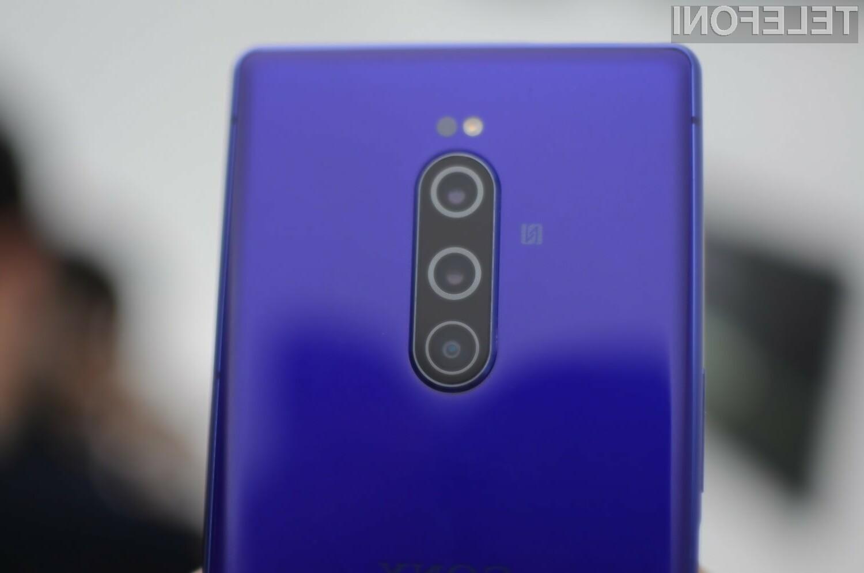 Novi Android 10 bo prejelo le omejeno število pametnih mobilnih telefonov Sony.