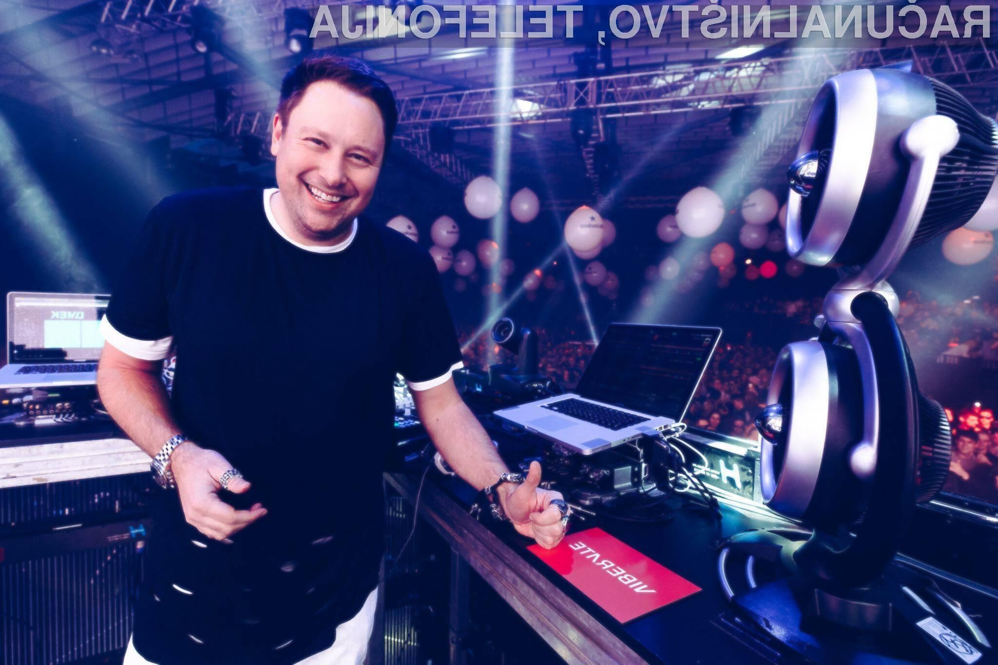Uroš Umek, naš najbolj znani DJ in soustanovitelj Viberata